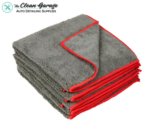 The Clean Garage P&S Detail Extreme Performance Microfiber Towels   4 Pack