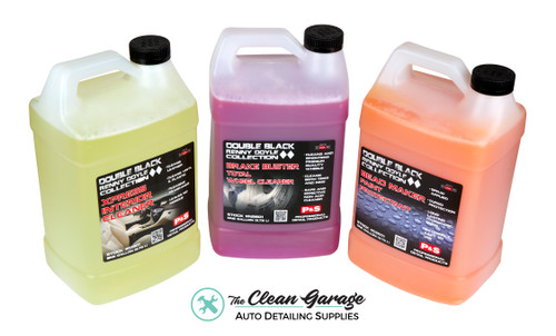 The Clean Garage P&S 3 Gallon Kit   Bead Maker Brake Buster Xpress Interior Cleaner