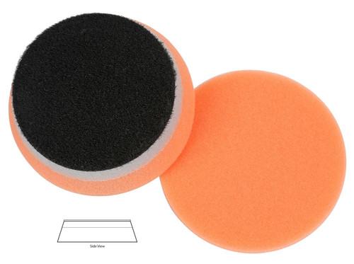 "Lake Country HDO Polishing Pad Orange 3.5""   For 3"" Backing Plate"