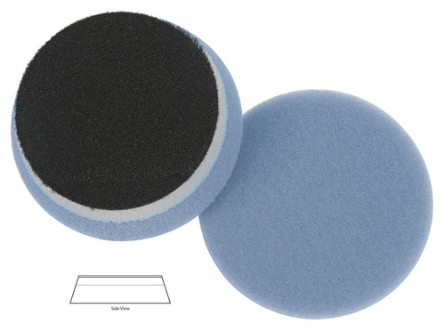 """Lake Country HDO Cutting Pad Blue 3.5"""" 