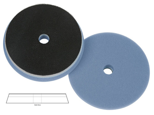 """Lake Country HDO Cutting Pad Blue 6.5"""" 