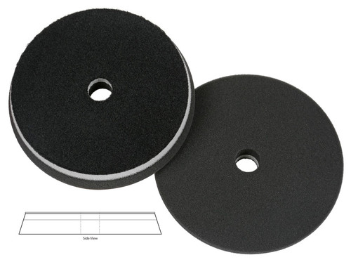 """Lake Country HDO Finishing Pad Black 6.5"""" 