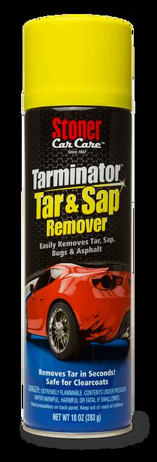 Stoner Tarminator 10 oz Aerosol | Tar & Sap Remover