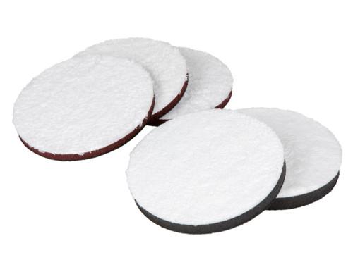 "6"" Meguiar's DA Microfiber Polishing Pad Kit | 3 Cutting 2 Finishing Pads"