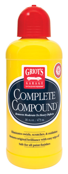 Griot's Garage Complete Compound 16oz