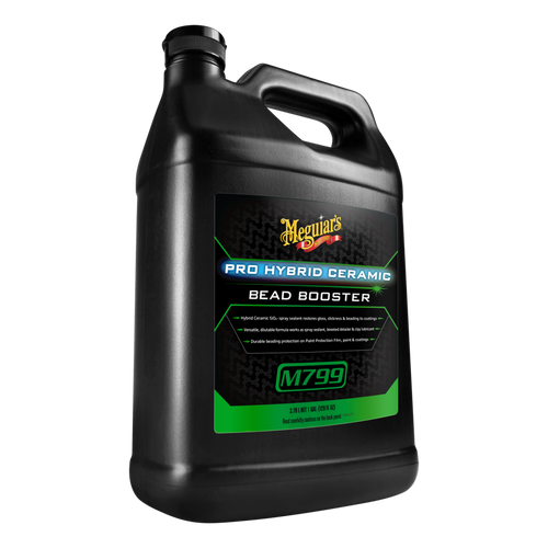 The Clean Garage Meguiars M799 Pro Ceramic Bead Booster 1 Gallon | Spray Coating