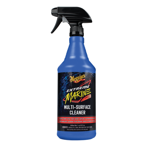 The Clean Garage Meguiars Extreme Marine Boat Multi Surface Cleaner 32oz | APC M180332