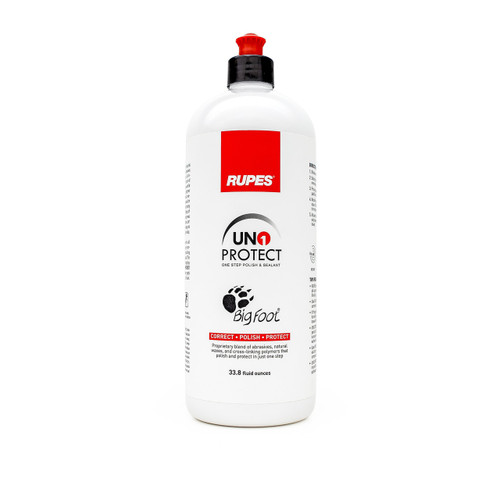 Rupes Uno Protect 1000ml | 33.8oz All in One Polish with Sealant