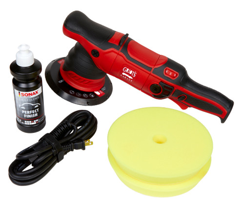 """Clean Garage Griot's Garage G9 Polisher Kit 