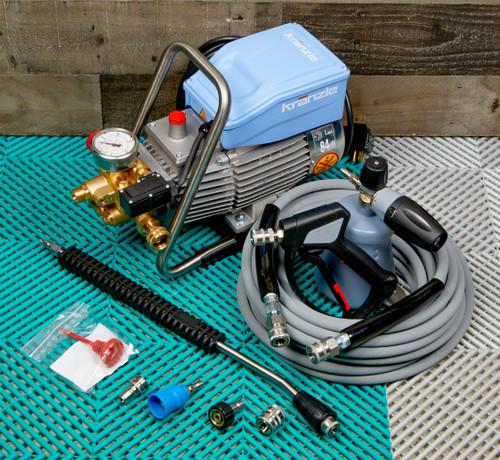 Clean Garage Kranzle K1622TS Pressure Washer Total Stop | MTM Detailing Package Level 3