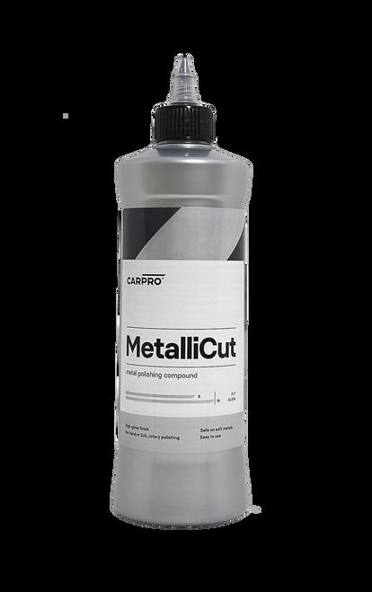 The Clean Garage CarPro MetalliCut 500ml | All Metal Polish
