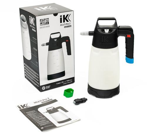 IK Multi Pro 2 | Hand Pump Action Sprayer Atomizer | 64oz