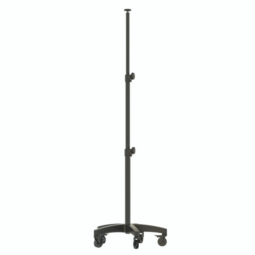 The Clean Garage ScanGrip Telescopic Wheel Stand LED Detail Light Mount for Multimatch