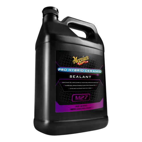 The Clean Garage Meguiars M27 Pro Hybrid Ceramic Sealant 1 Gallon | Si02 Paint Sealant