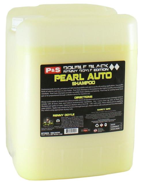 The Clean Garage P&S Pearl Auto Shampoo 5 Gallon   PH Neutral Car Wash Soap