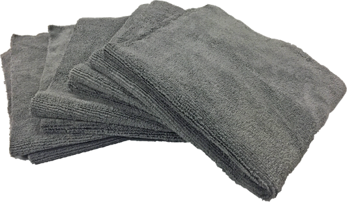 The Clean Garage P&S Inspiration Microfiber Towel | Coating Removal & Buffing | 10 Pack