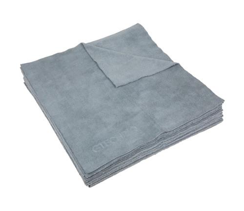 Clean Garage Gtechniq MF1 Towel | ZeroR Microfiber Buff Cloth | 10 Pack