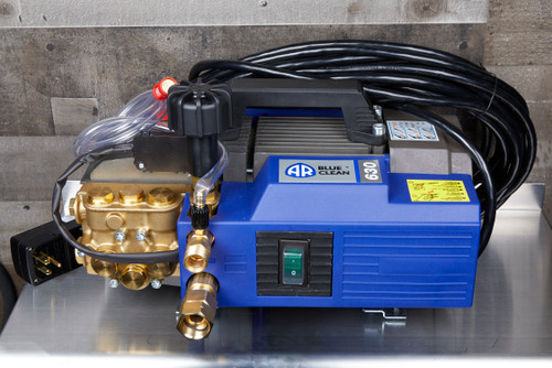 AR630 TSS Pressure Washer Total Stop | AR Blue Clean 630 2.1 GPM