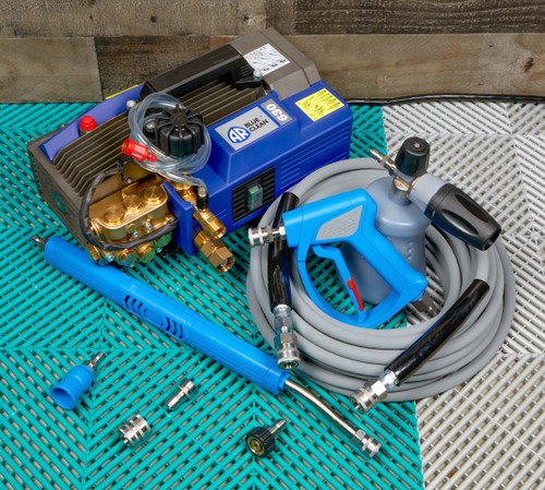 Clean Garage AR630TSS Pressure Washer Total Stop | MTM Acqualine Package Level 4