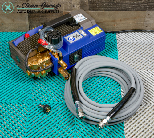 The Clean Garage AR630TSS Pressure Washer Total Stop Package | Level 1 With Kobrajet Hose
