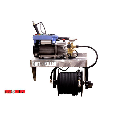 The Clean Garage Kranzle K2020PMUSR 2000 PSI 1.9 GPM | Electric Wall Mount Pressure Washer Package