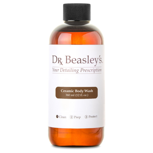 Dr. Beasley's Ceramic Body Wash 12 oz   For Coated Vehicles