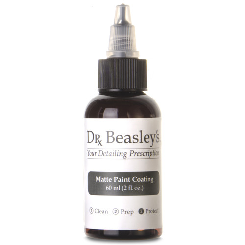 Dr. Beasley's Matte Paint Coating 2 oz   Protective Coating