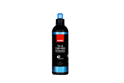 The Clean Garage Rupes DA Coarse Compound 250ml | 8.5oz Blue
