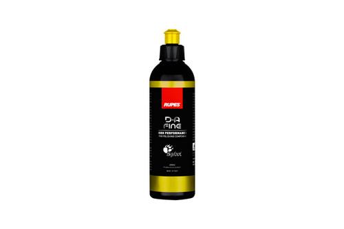 The Clean Garage Rupes DA Fine Polishing Compound 250ml | 8.5oz Yellow