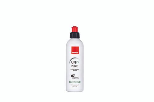 The Clean Garage Rupes UNO Pure Ultrafine Finishing Polish 250 ml | 8.2 oz