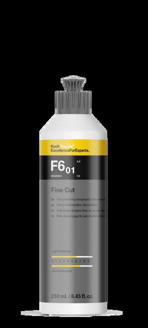 Koch Chemie Fine Cut Compound | F6.01 250ml 8.45oz