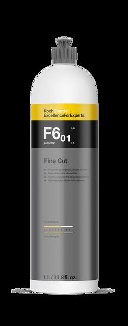 Koch Chemie Fine Cut Compound | F6.01 1 Liter 33.8oz