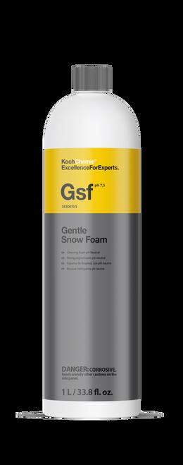 The Clean Garage Koch Chemie Gentle Snow Foam | GSF Soap 1 Liter