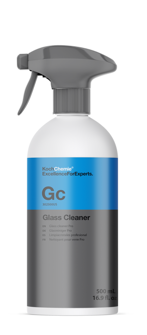 Koch Chemie Glass Cleaner Pro | 500ml 16.9oz