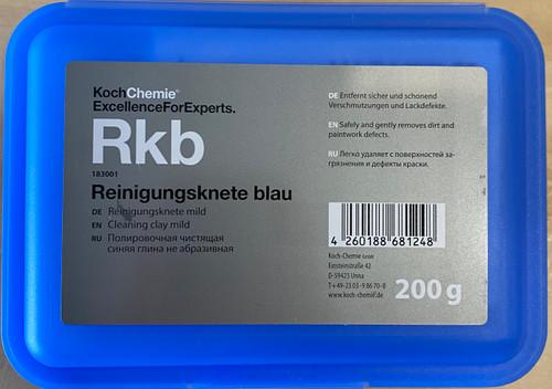 Koch Chemie Clay Bar Blue | Mild 200 gram