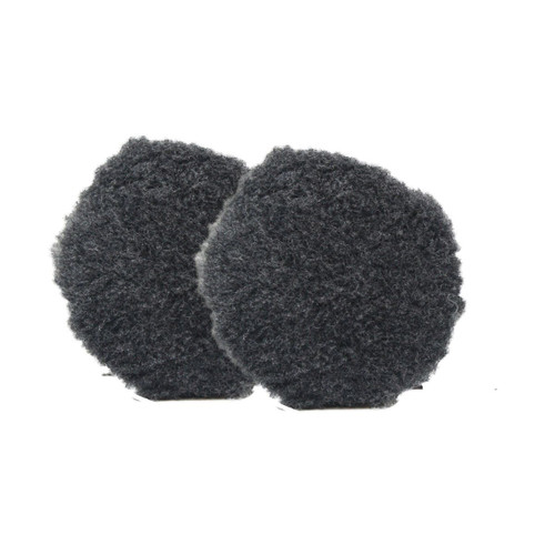 """3"""" Grey Uro-Wool Blended Pad 2 Pack 