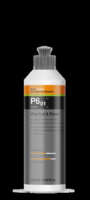The Clean Garage Koch Chemie One Cut & Finish | High Gloss Polish & Sealant 250ml