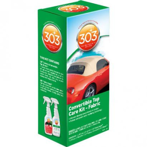 303 Fabric Convertible Top & Care Kit | Cleaner & Protectant