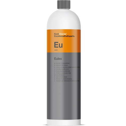The Clean Garage Koch Chemie Eulex Tar and Adhesive Remover | 1 Liter