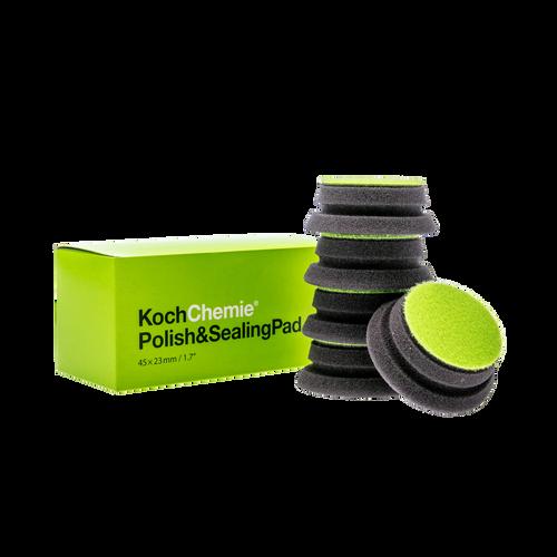 "The Clean Garage 2"" Koch Chemie Polish & Sealing Pad   Green Foam 5 Pack"