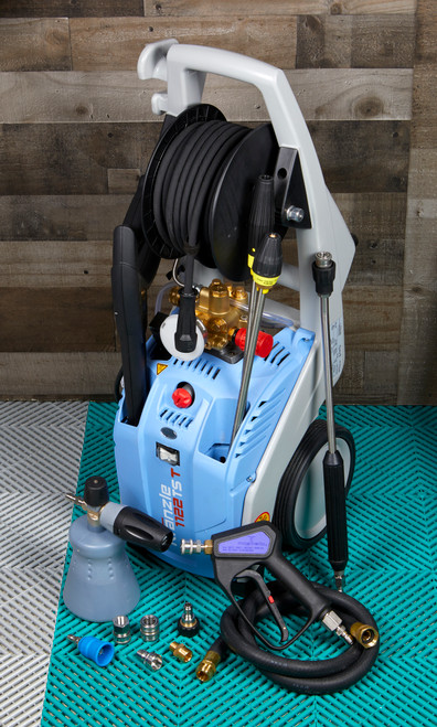 Kranzle K1122TST Pressure Washer Detailing Package | Mosmatic & MTM *Pre-Order*