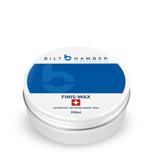 The Clean Garage Bilt Hamber Finis-Wax 250ml | High Gloss Carnauba Finish Wax