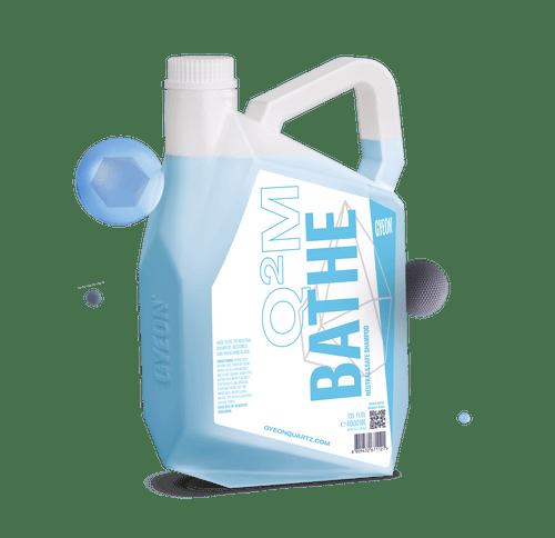 The Clean Garage GYEON Q2M Bathe 4000 ml   PH Neutral Car Wash Shampoo