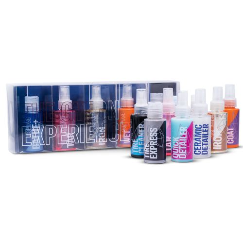 The Clean Garage GYEON Q2M Experience Set | 9x 80ml Coating Maintenance Products