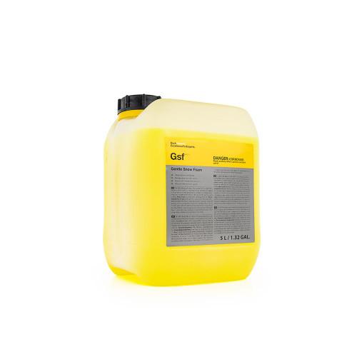 The Clean Garage Koch Chemie Gentle Snow Foam 5 Liter   GSF Soap Shampoo 169oz
