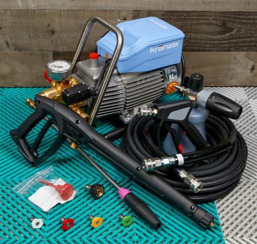 Clean Garage Kranzle K1622TS Pressure Washer Total Stop | MTM Detailing Package Level 2
