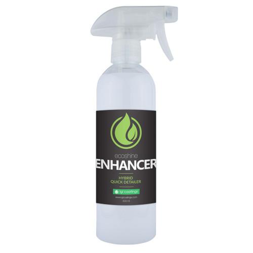 The Clean Garage IGL Ecoshine Enhancer 500ml | Ceramic Hybrid Quick Detailer Spray