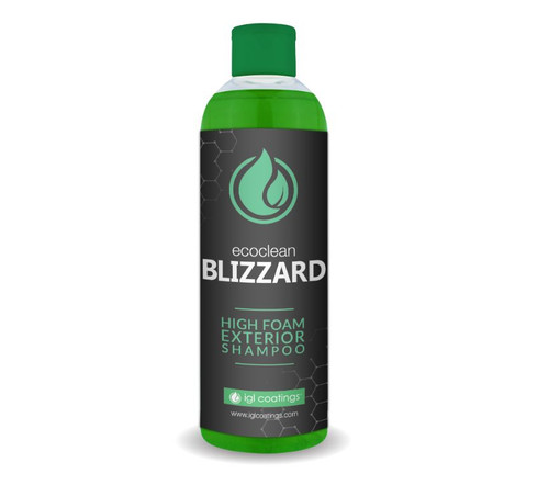 The Clean Garage IGL Ecoclean Blizzard 500ml | Highly Concentrated Snow Foam Shampoo