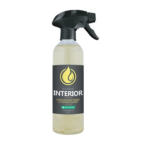 The Clean Garage IGL Ecoclean Interior 500ml | Interior Fabric and Leather Cleaner
