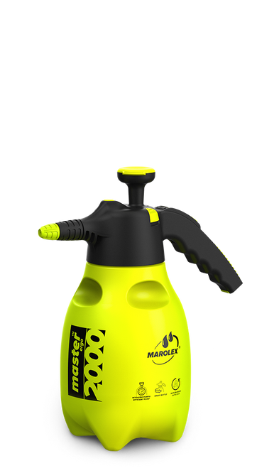The Clean Garage Marolex Master Ergo 2000 | 2 Liter Sprayer Green